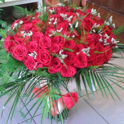 San Valentín Rosas